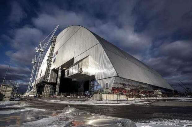 В Чернобыль запустили роботов-собак, которые будут «вынюхивать» радиацию (4 фото + 1 видео)