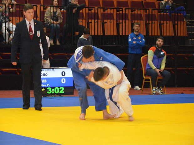 В Орел завершился всероссийский турнир по дзюдо