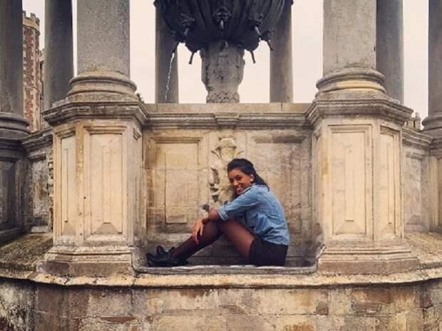 За домашкой у фонтана XIV века: один день из жизни студентки Кембриджа