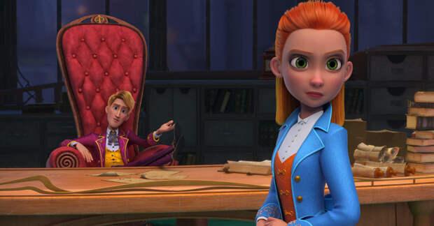 Российский мультфильм стал лидером по популярности в Netflix