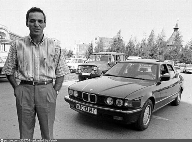 Просто Гарри Каспаров в Туле. Еще шахматист. история, факты, фото