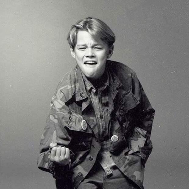 10 фото Леонардо ДиКаприо, которые доказывают, что он великий актер