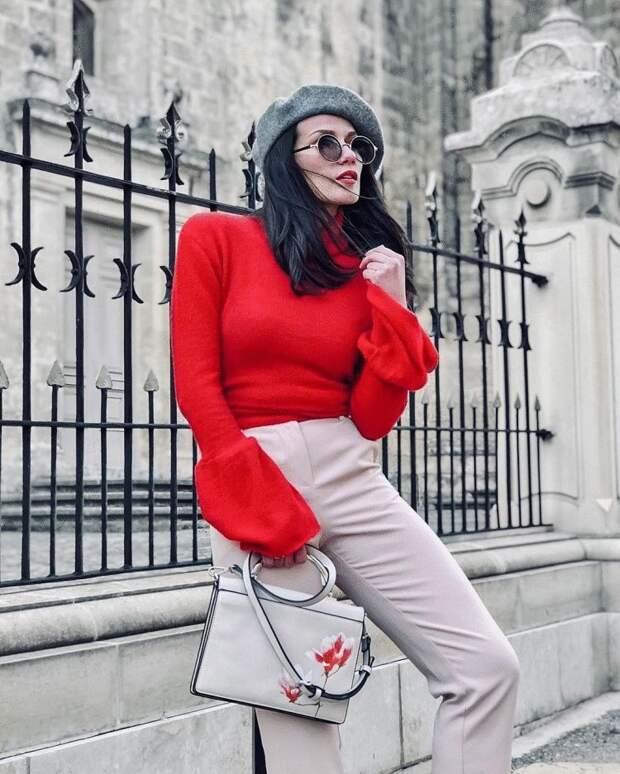 Красный цвет 2019