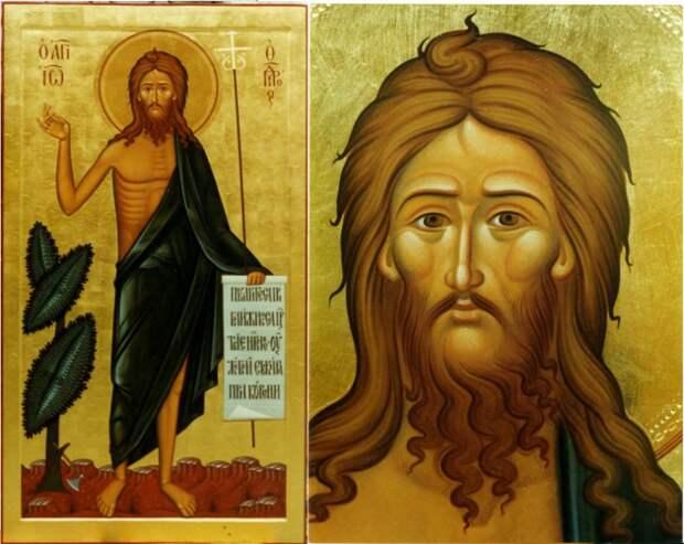 20 января – Собор Предтечи и Крестителя Господня Иоанна.