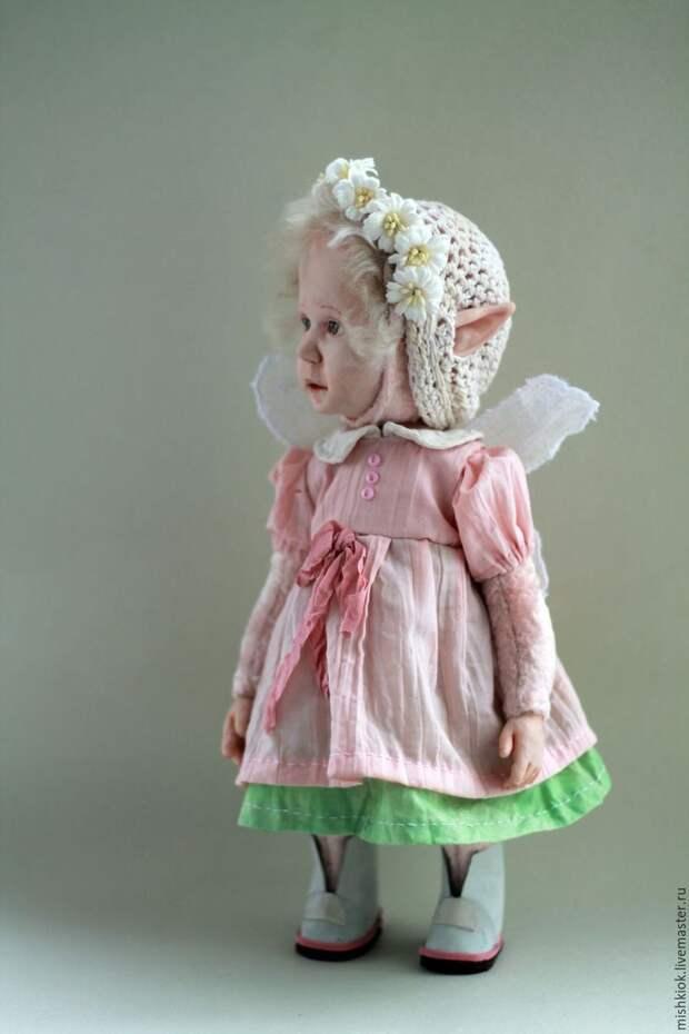 Чудесные куклы с добрыми глазами: для вдохновения 5