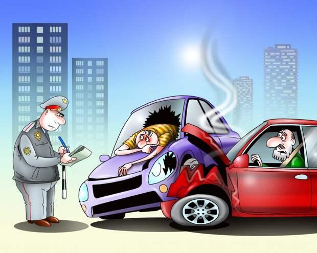 Как зарегистрировать аварию с помощью смартфона?