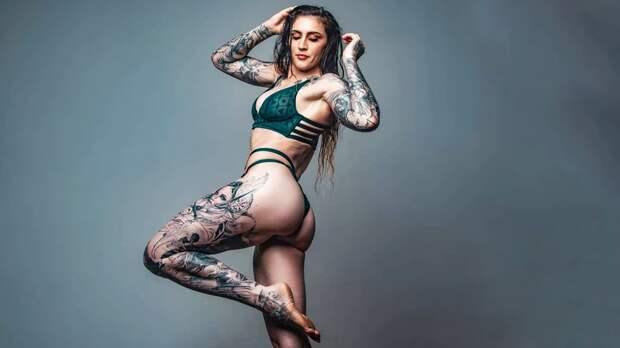 Была в армии, пыталась покончить с собой, а теперь дерется с лучшей женщиной в UFC. История Меган Андерсон