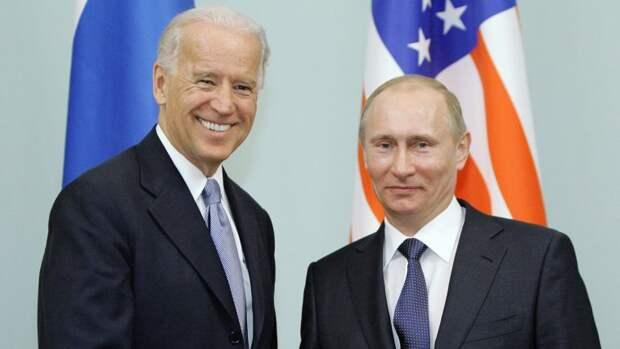 «Ъ» назвал Швейцарию предполагаемым местом встречи Путина и Байдена