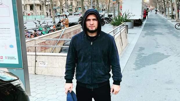 Хабиб посетит матч «Барселона» — «ПСЖ» и будет болеть за парижан