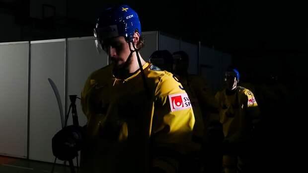 Сборная Швеции проиграла Чехии, потерпев 3-е поражение на ЧМ-2021