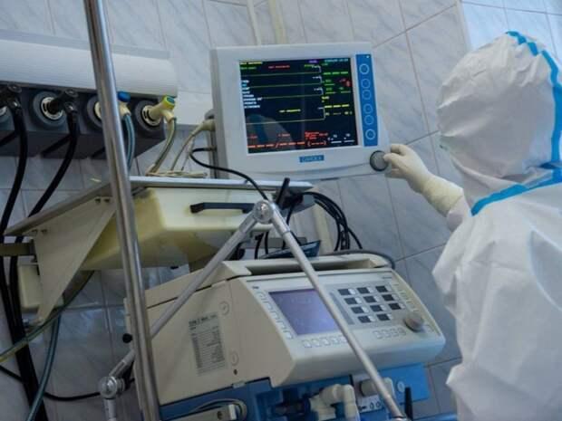Пятеро пострадавших при пожаре в рязанской больнице остаются в тяжелом состоянии