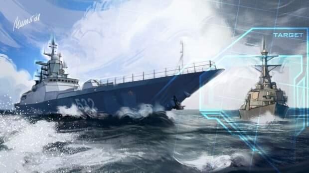 Дандыкин предупредил США о последствиях провокаций против ВМФ РФ в Черном море