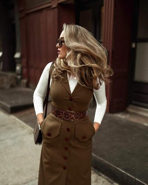 Платье-водолазка: 20 безупречных идей, которые подчеркнут вашу фигуру