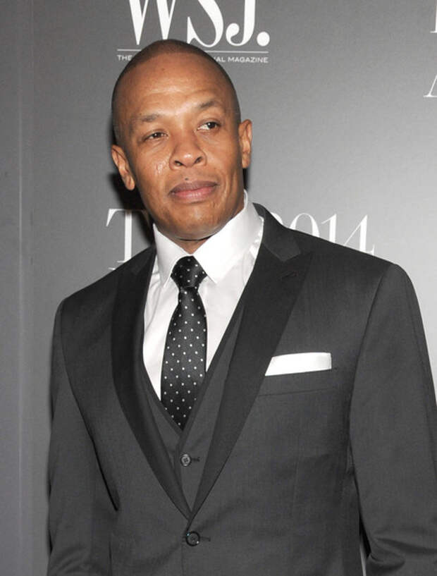 Рэпер Dr. Dre попал в реанимацию с аневризмой головного мозга