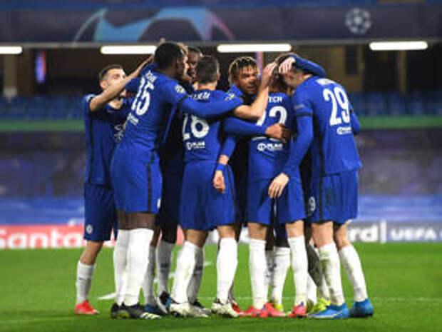 «Манчестер Сити» и «Реал» прошли в полуфинал Лиги чемпионов