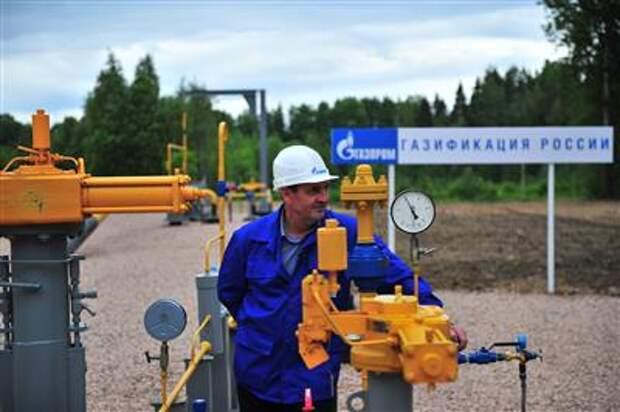 """""""Газпром"""" планирует потратить за 5 лет 259 млрд рублей на сети и 526,1 - на газопроводы"""