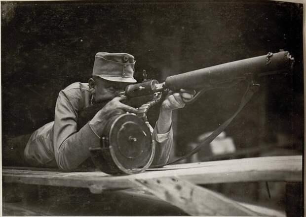 Standschütze Hellriegel M1915. Фото: bildarchivaustria.at