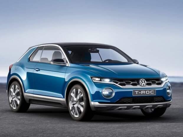 Кроссовер Volkswagen Polo-класса будет моноприводным