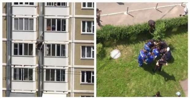 «Человек-паук» по-русски (6 фото)