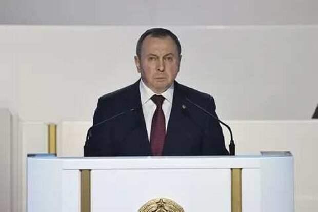 Макей произнёс пароль польских мятежников против России