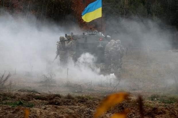 ДНР: украинские силовики обстреляли Горловку из минометов