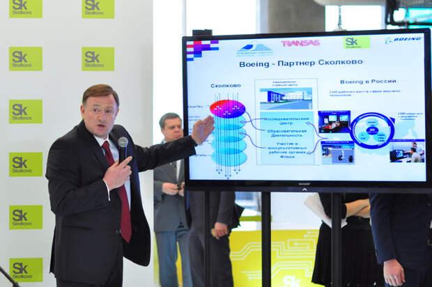 """Компании с мировым именем доверили России свои разработки, а вы всё поддакиваете байкам о """"стране-бензоколонке"""""""
