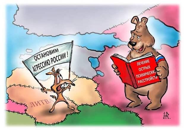 «Литва скоро исчезнет»: китайцы насмехаются над попытками Вильнюса «тягаться» с РФ и КНР