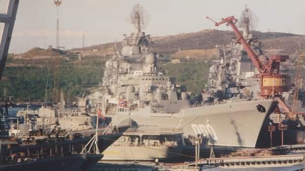 «Адмирал Нахимов» является заготовкой под новые проекты ракетных крейсеров