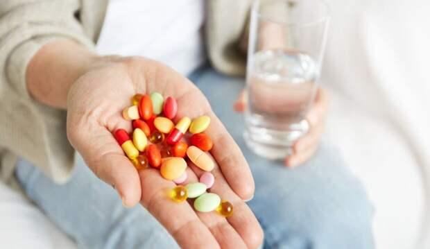 Российские ученые нашли способ снизить употребление антибиотиков