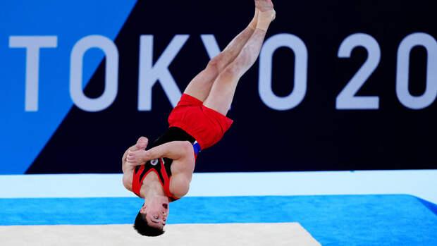 """Гимнаст Нагорный заявил, что """"облажался"""" в финале вольных упражнений на Играх"""