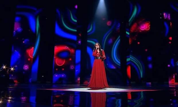 17-летняя певица из Башкирии прошла в полуфинал шоу «Голос»