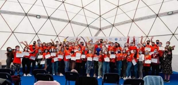 Сто севастопольских студентов стали участниками образовательного проекта «Школа Добро. Университета»