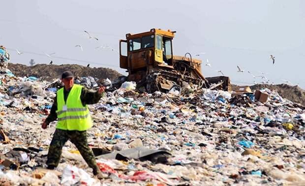 Россия тонет в мусоре. Будут ли русские сортировать отходы? (взгляд из-за бугра)