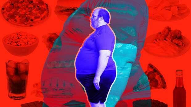 Врач назвал неожиданную причину резкого набора веса