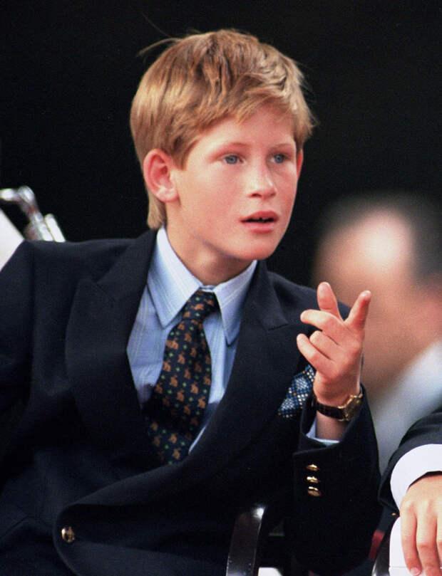 Создатели сериала «Корона» ищут рыжего мальчика на роль Гарри