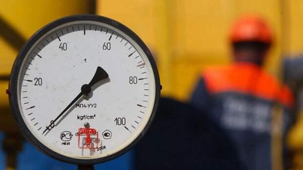 На Украине установлен исторический рекорд на цену на газ