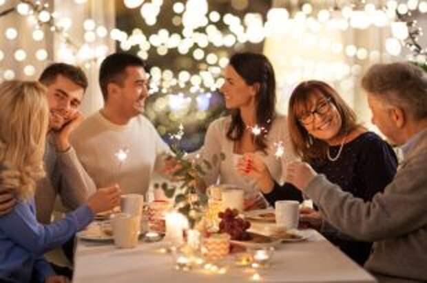 Старый Новый год на скорую руку. Быстрые блюда для семейного праздника