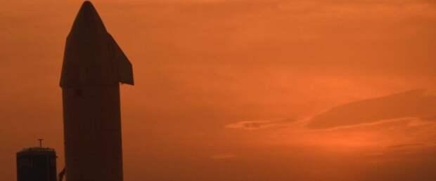 Прототип корабля Starship успешно приземлился на испытаниях в Техасе