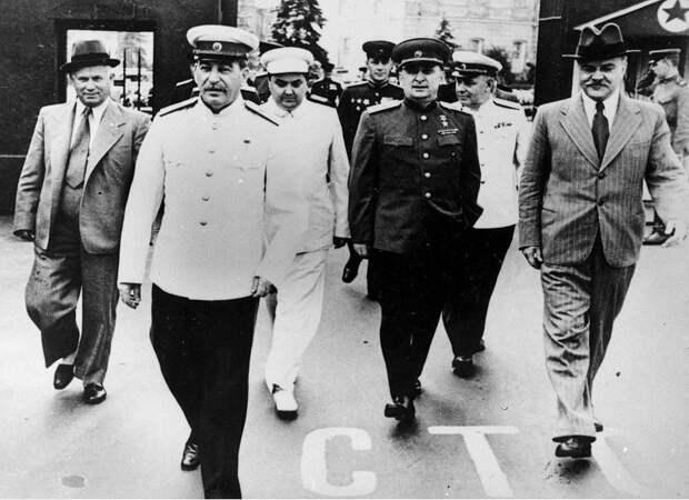 Донесения НКВД 1942 г. по вопросу признания странами Запада границ СССР