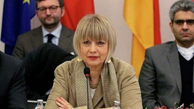 Хельга Мария Шмид: Минские соглашения – это путь вперед