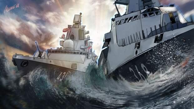19FortyFive: усиление огневой мощи превратит ВМФ РФ в достойного противника ВМС США