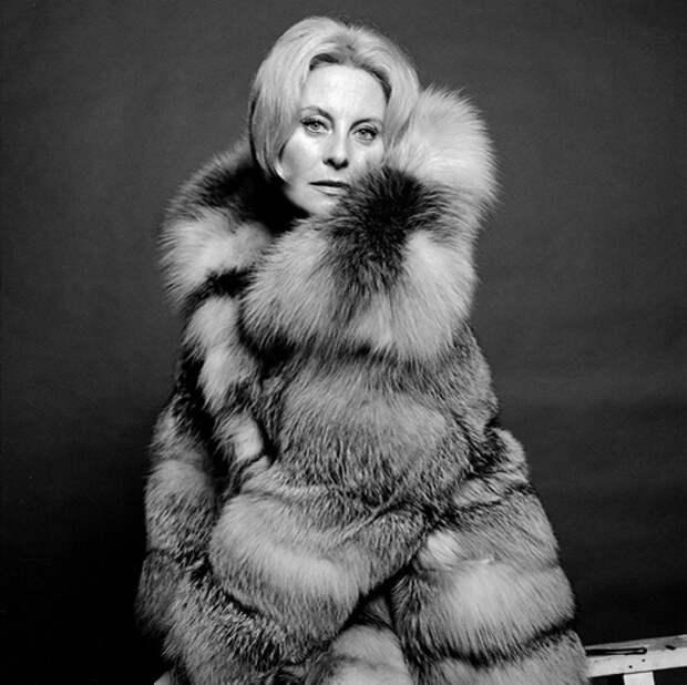 Умерла легенда французского кинематографа Мишель Морган