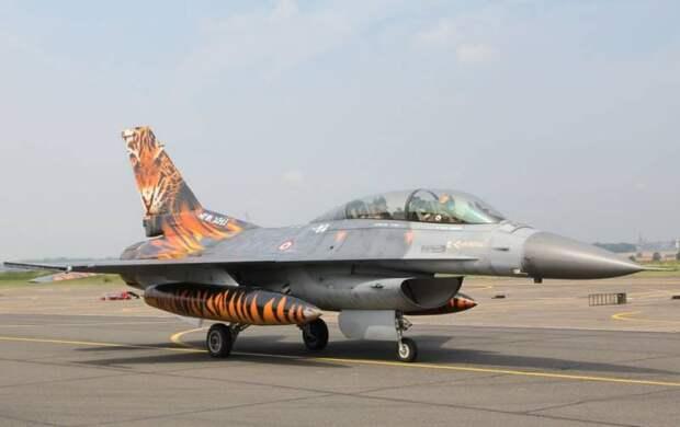 Турки предпочли перебазировать свои F-16 подальше от армянской границы