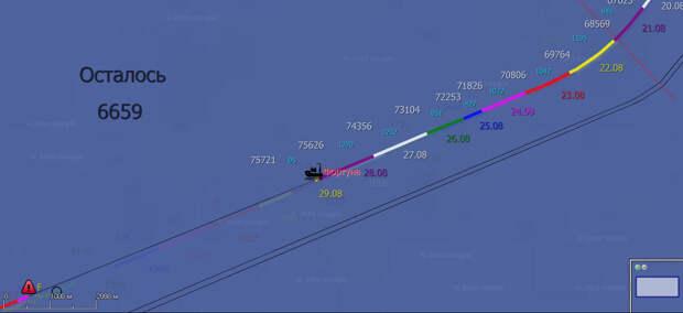 СП-2 28.08: Фортуна не собирается сбавлять темп, опять почти рекорд за сутки!