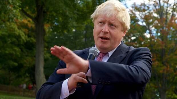 Джонсон заявил, что британские корабли продолжат свое присутствие у берегов Джерси