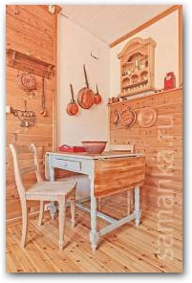Дизайн кухни кантри стиль фото 6 Увеличить
