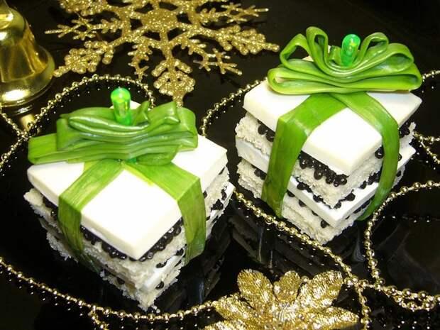 Новогоднее украшение блюд23 (700x525, 142Kb)