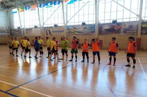 На Камчатке завершился турнир по мини-футболу среди чиновников