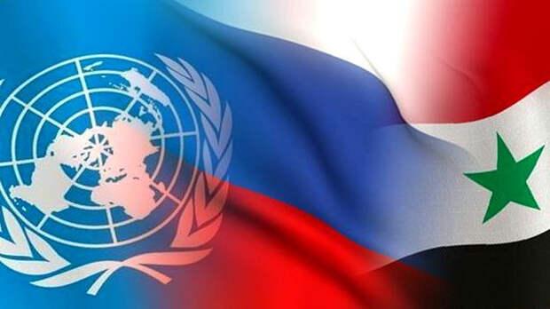 Российская резолюция о перемирии в Сирии единогласно принята СБ ООН