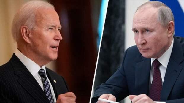 Повестка для встречи Байдена и Путина